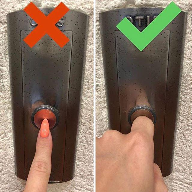 nail extension hacks