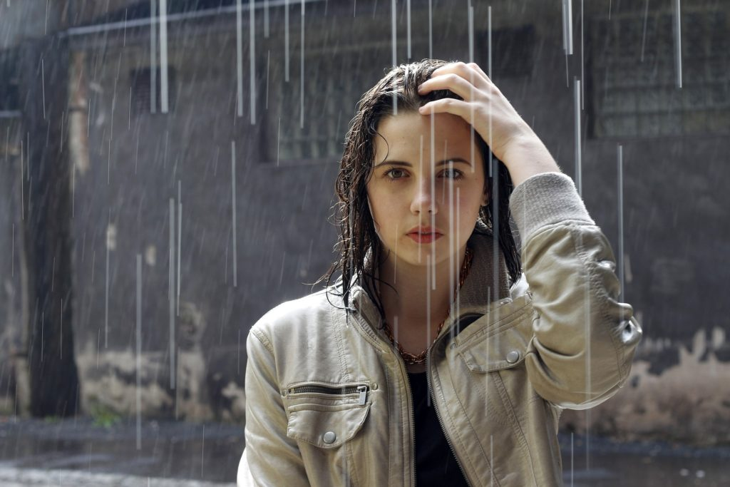Hair care in monsoon