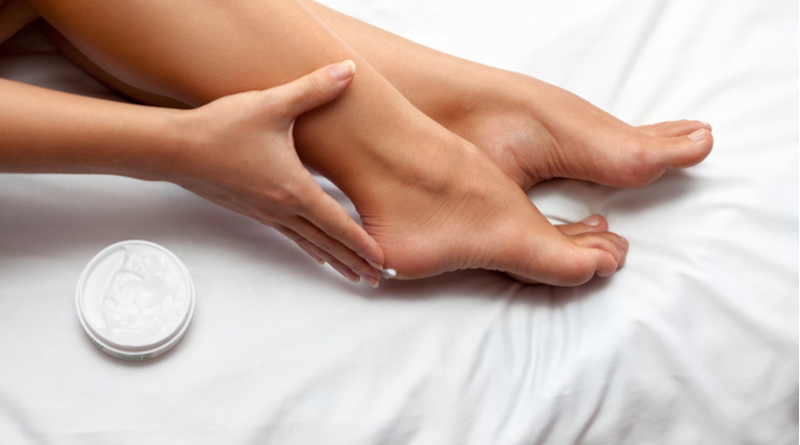 3 Ways to Take Care of Your Feet