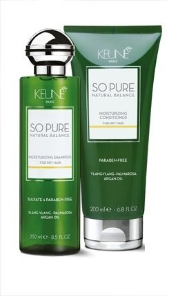 Keune So Pure Shampoo & Conditioner