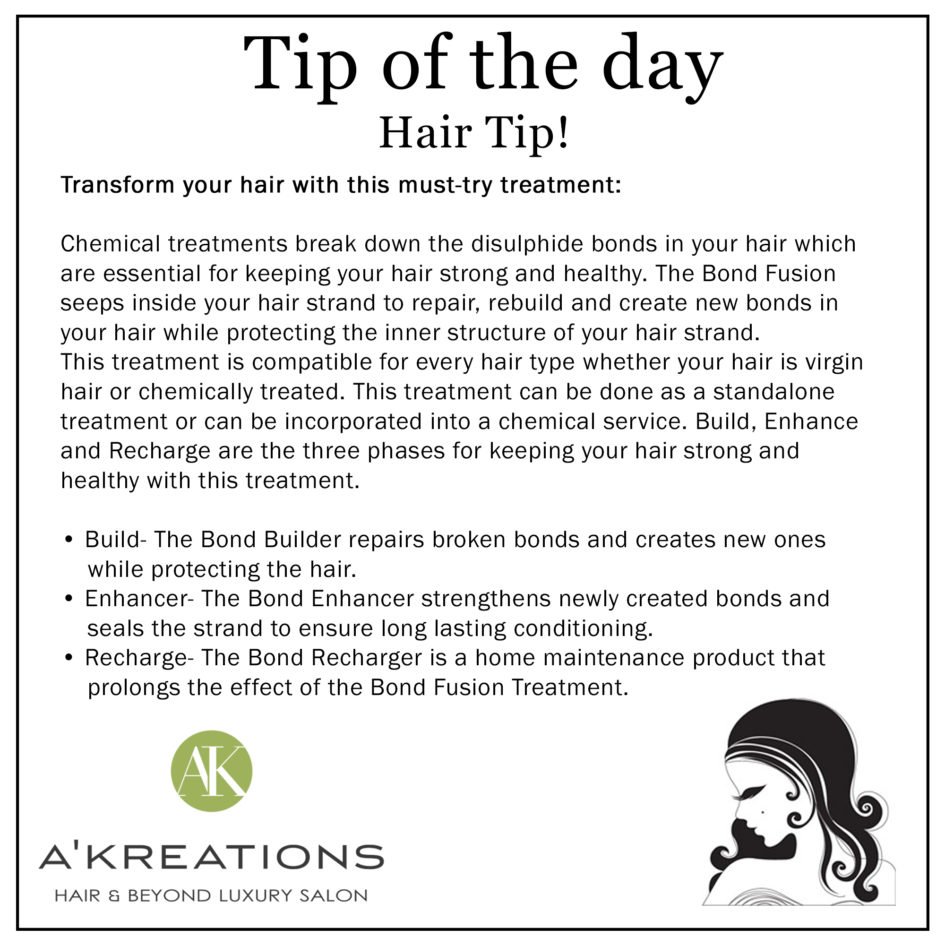 Must Try Hair Treatments
