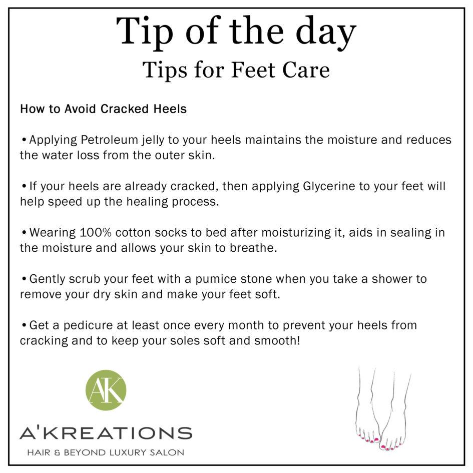 feet Women tip