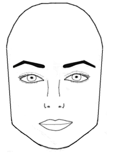 Eyebrow Shapes for Square Face